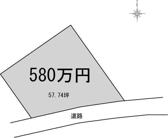 新居浜市坂井町 間取り図