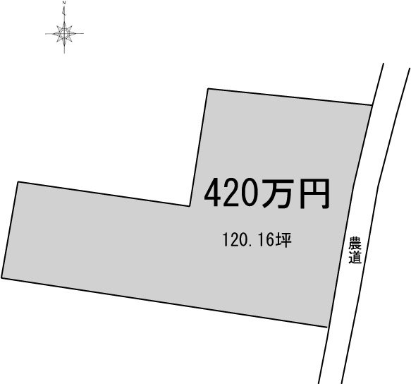 新居浜市阿島 間取り図
