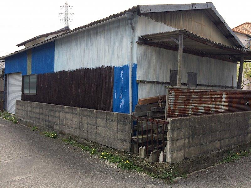 松山市中西内 土地 外観写真