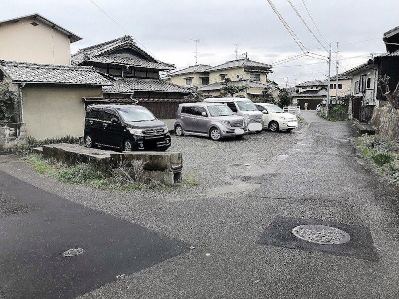 松山市久万ノ台 土地 外観写真