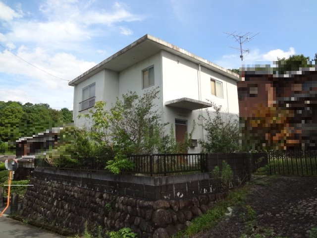 宮川郷団地 現地写真
