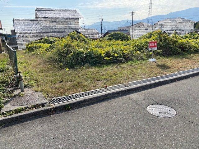 いなべ市北勢町麻生田 現地写真