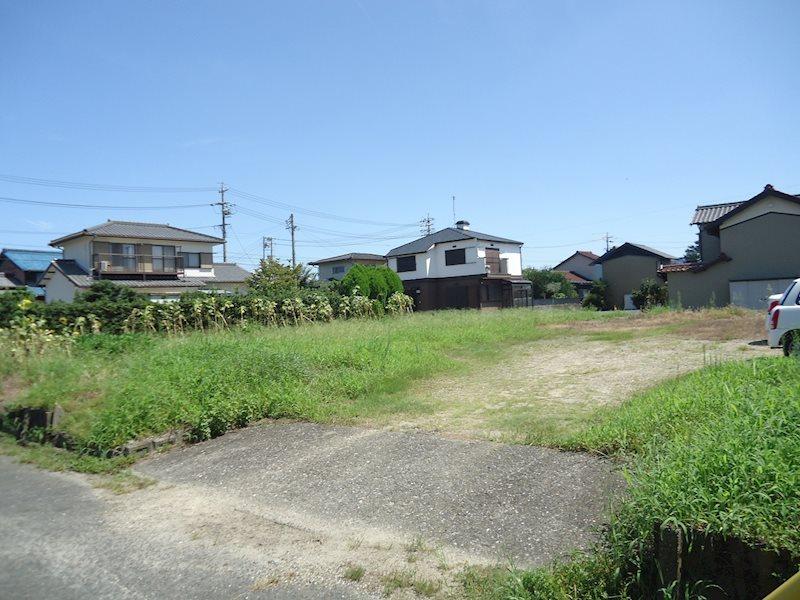 桑名市大字坂井 現地写真