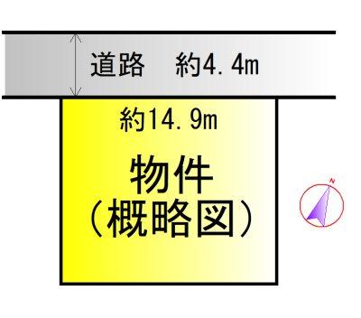 青葉台団地 間取図・土地図