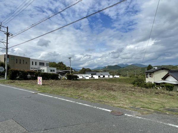 岐阜県恵那市大井町 現地写真