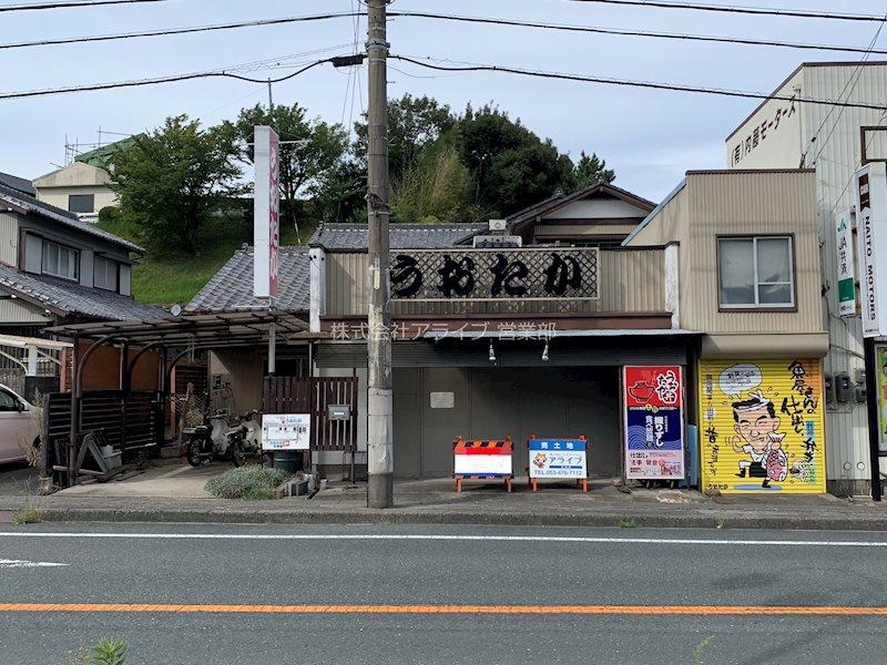 富塚町74坪2593万円土地 外観