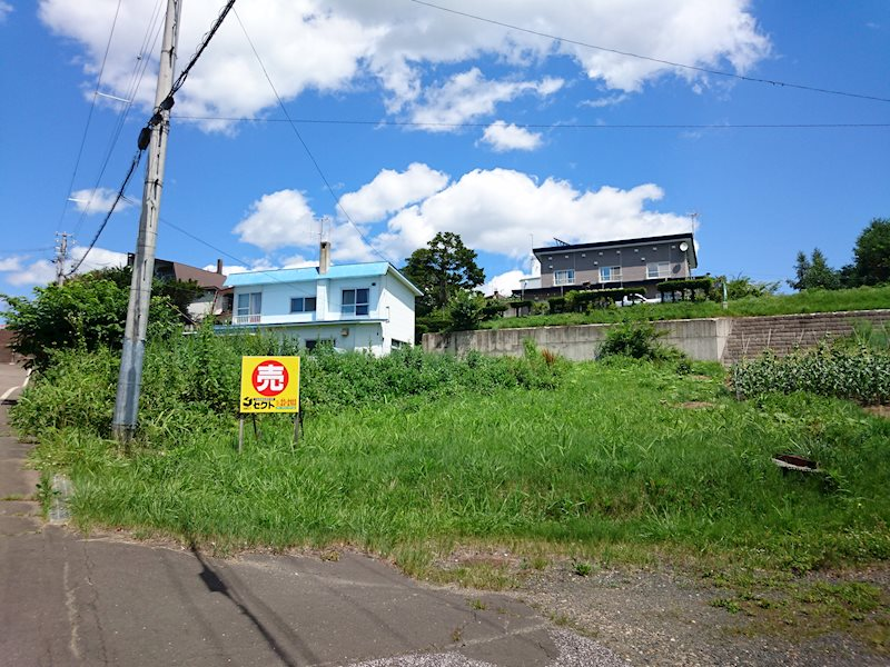 東陵町183番 土地 現地写真