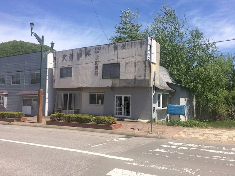 留辺蘂町東町90番 土地 現地写真