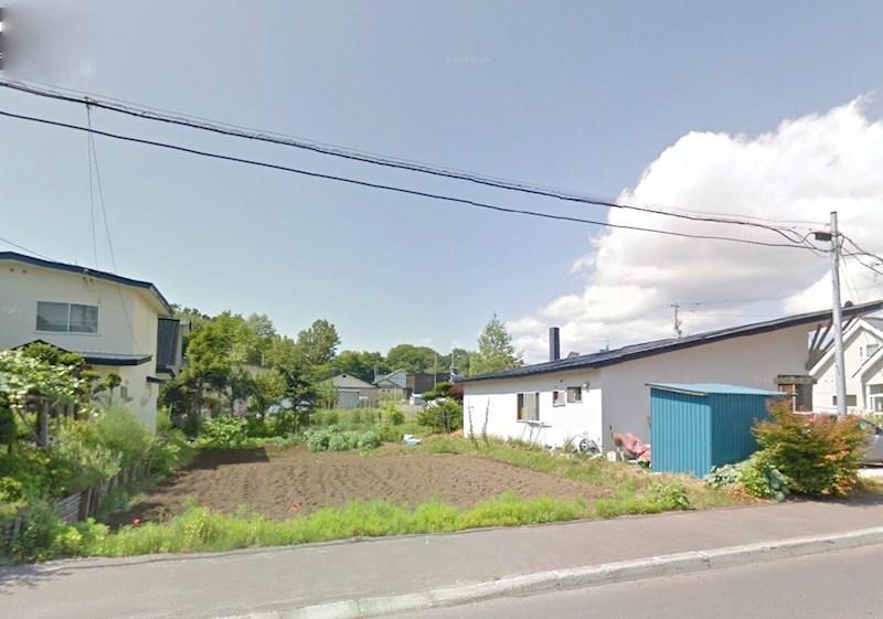 美幌町字東三条南4丁目1番 土地 現地写真