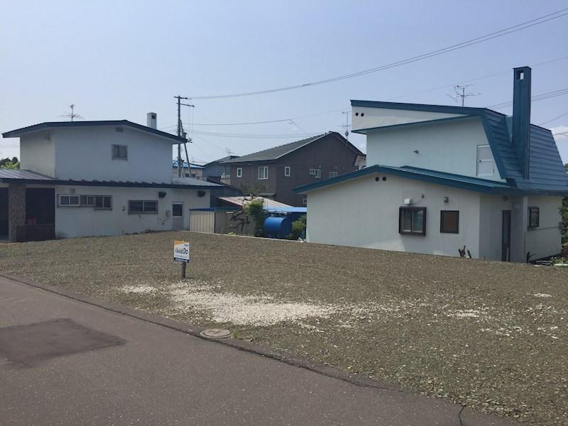 美幌町字青山南3番 土地 現地写真