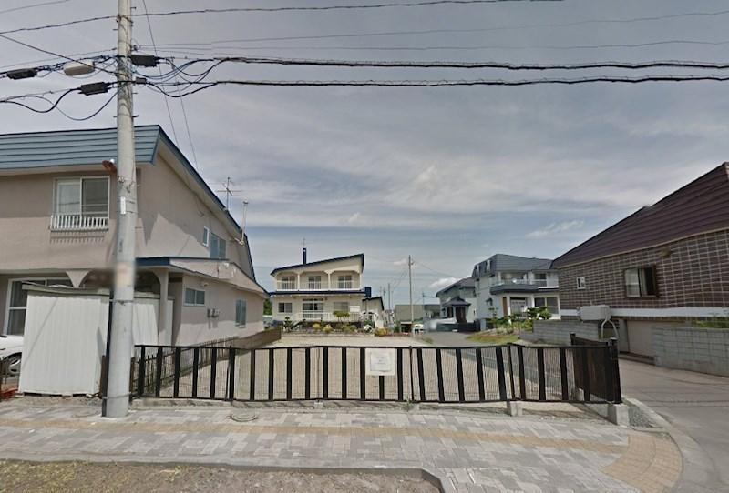 美幌町字仲町1丁目141番 土地 現地写真