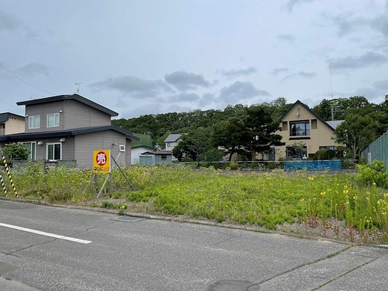 訓子府町東幸町30番 土地 現地写真