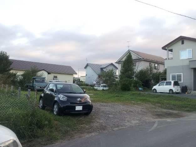 美幌町字美里12番 土地 現地写真