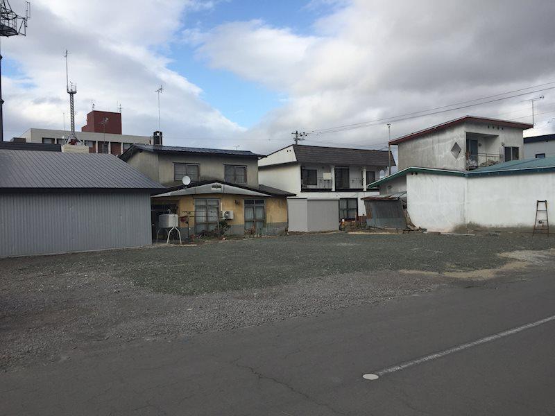 美幌町字栄町1丁目2番 土地 現地写真