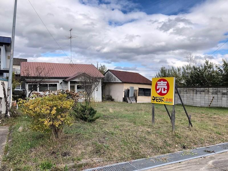 美幌町字美里16番 土地 現地写真