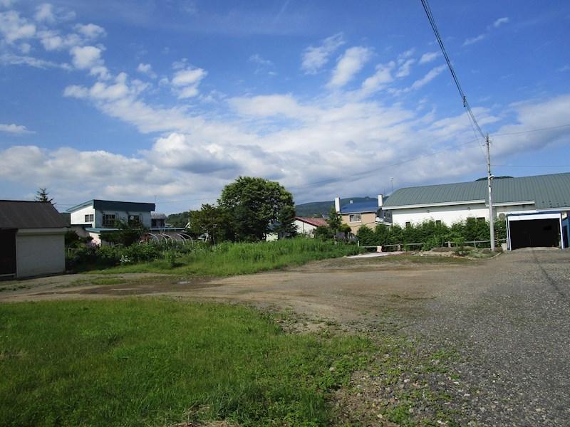留辺蘂町栄町106番 土地 現地写真