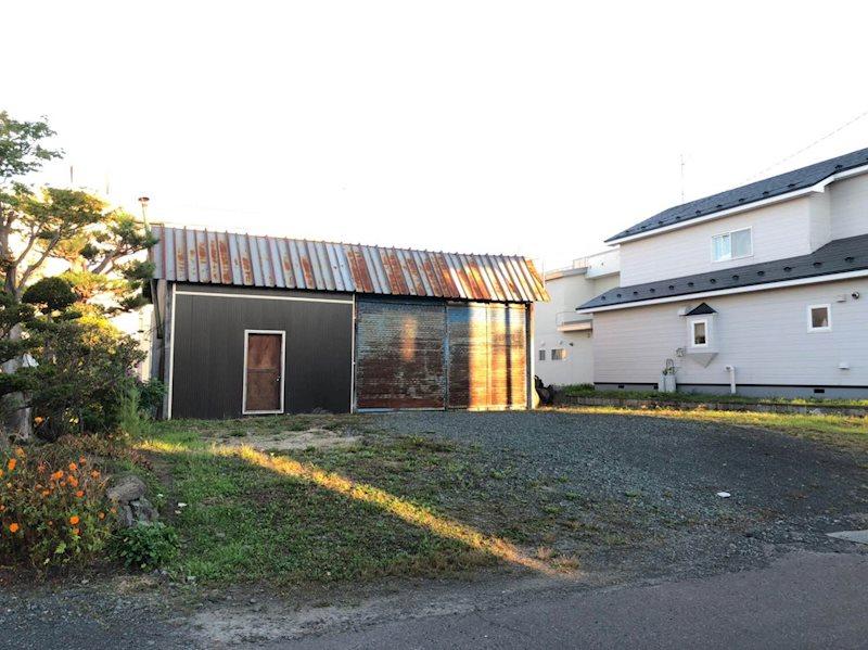 美幌町字美芳8番 土地 現地写真