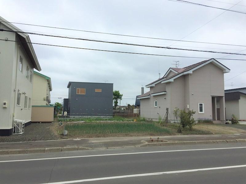 美幌町字東町1丁目7番 土地 現地写真
