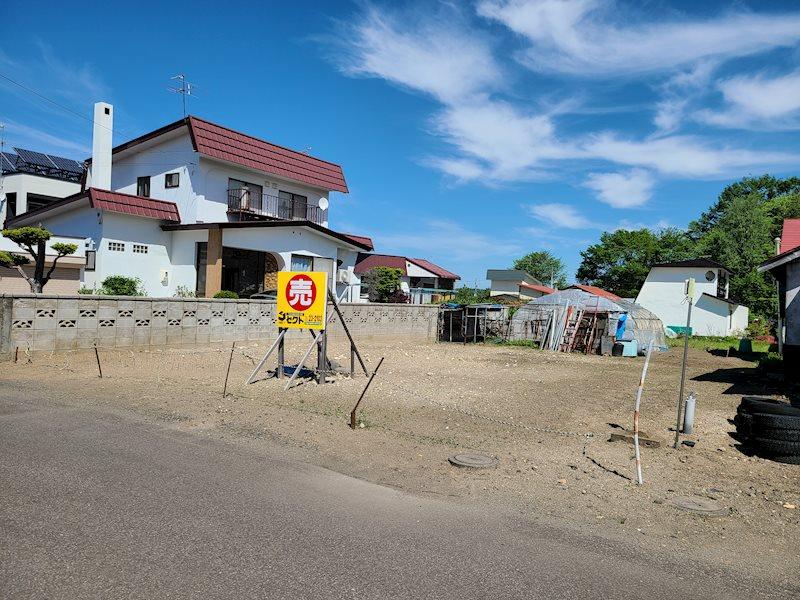 美幌町字東4条南3丁目16番 土地 現地写真