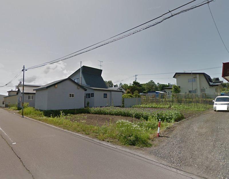 美幌町字青葉1丁目14番 土地 現地写真