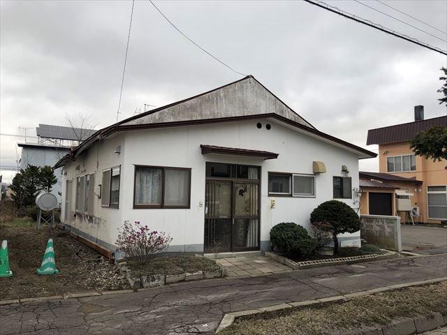 美幌町字東1条南2丁目3番 土地 現地写真