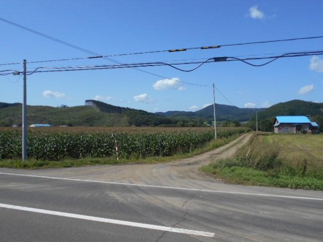 佐呂間町字中園8番 土地 現地写真