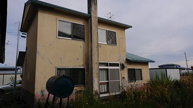 美幌町字青山南16番 土地 現地写真