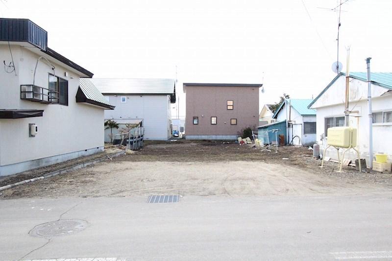 美幌町字東町1丁目9番 土地 現地写真