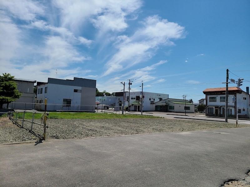 美幌町字大通南2丁目1番 土地 現地写真