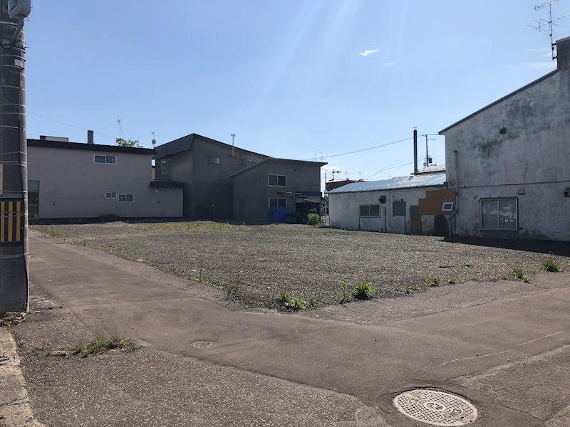 美幌町字東1条南1丁目5番 土地 現地写真