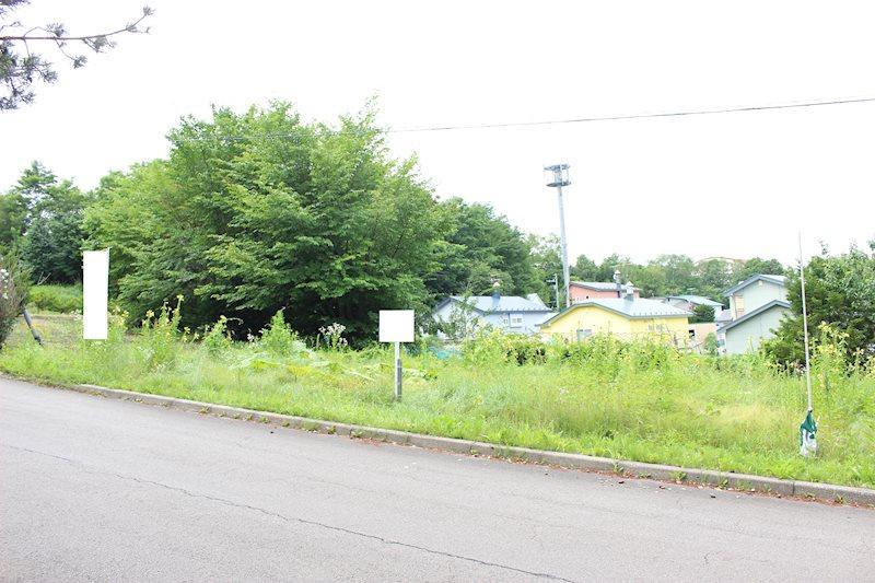美幌町字東2条南5丁目4番 土地 現地写真