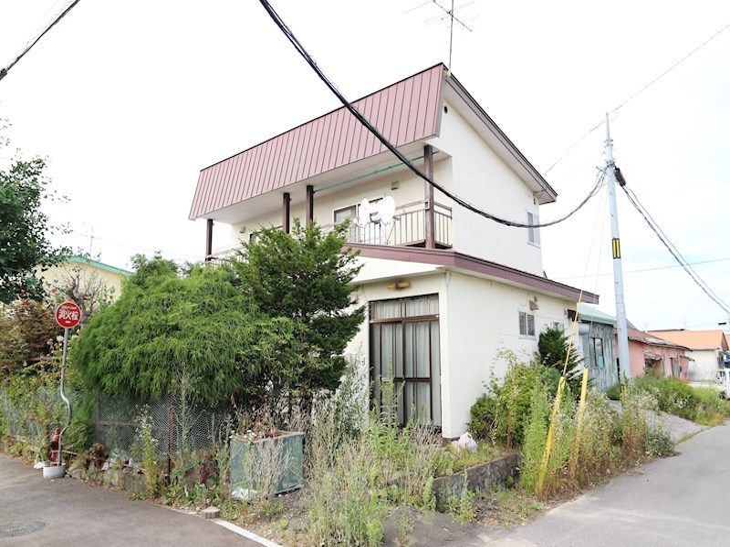美幌町字三橋町1丁目1番 戸建て 現地写真