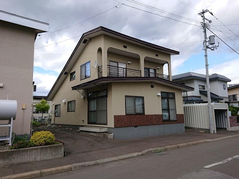 田端町32番 戸建て 現地写真