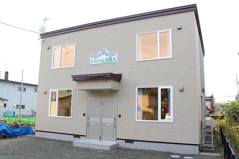 光西町169番46 共同住宅 現地写真