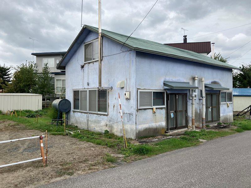 美幌町字仲町1丁目142番 土地 現地写真