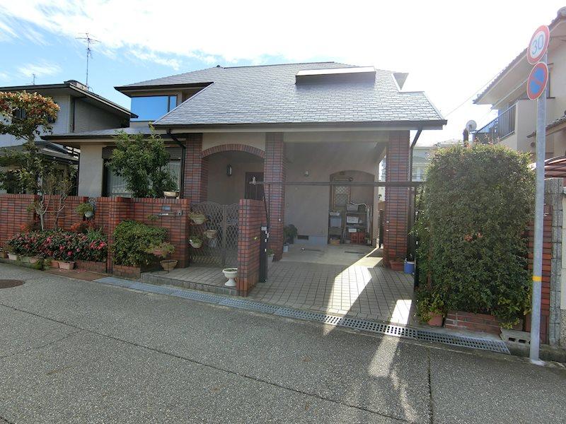 宝塚市御殿山2丁目戸建 外観写真