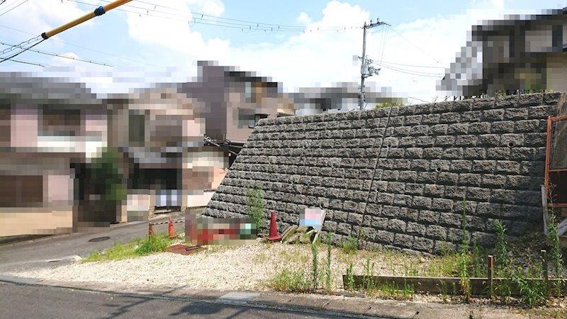 長岡京市天神3丁目 土地 外観写真