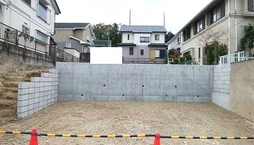 名古屋市緑区徳重4丁目 土地 4708万円 外観写真