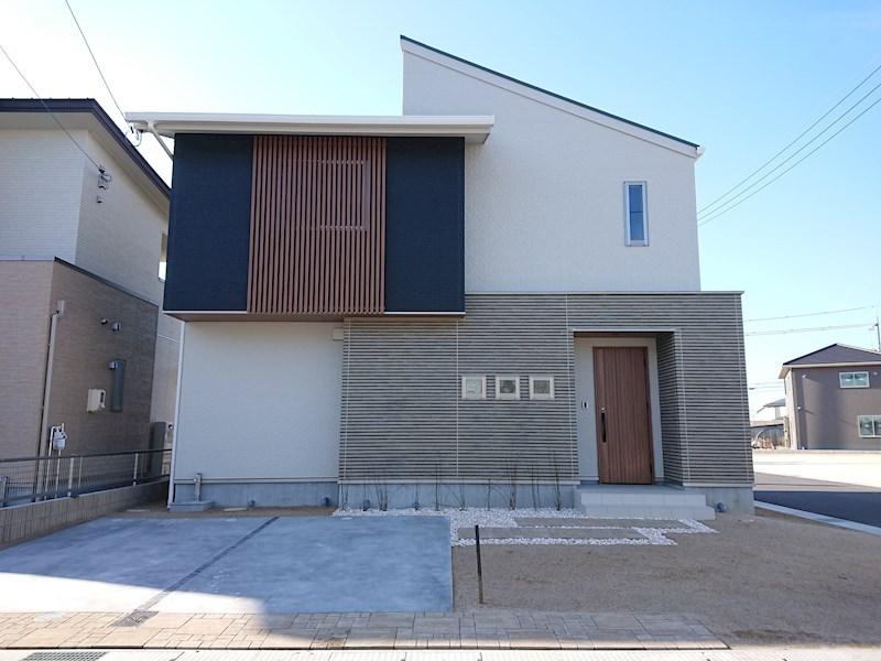 ワウハウスモデルハウス 福田町古新田 5号地 外観写真