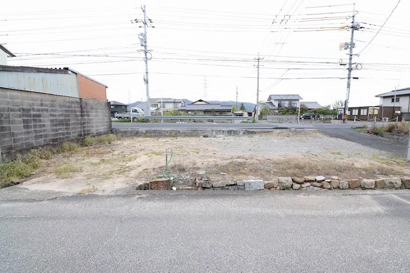総社市金井戸 売地 36.3坪 外観写真