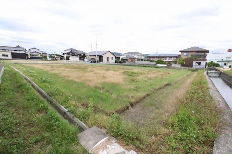 総社市溝口 全3区分譲地◆8号地 外観写真