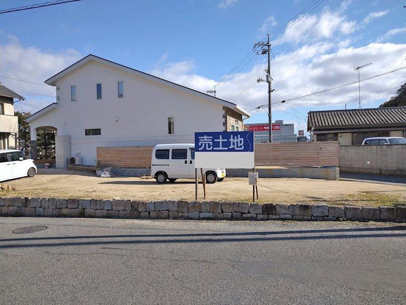 倉敷市西中新田土地 外観写真