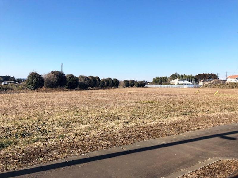 水戸市鯉渕町 土地 外観写真