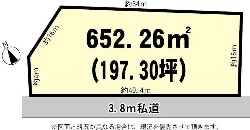 稲敷市江戸崎甲2493-3 間取り図