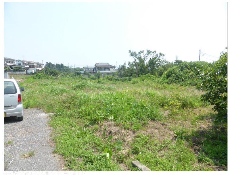 東松山市石橋 売地 外観写真