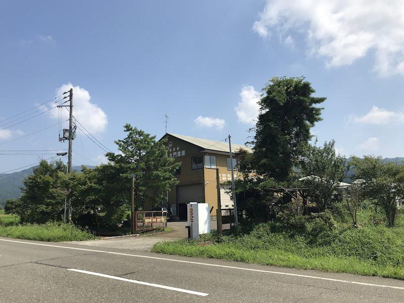 栖吉町売倉庫・作業所 外観写真
