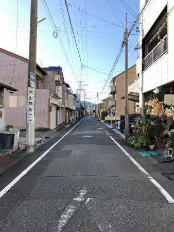 葵区田町一丁目 土地 その他
