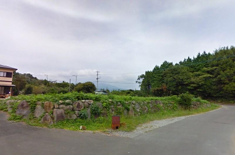 福田町 売地 間取り図