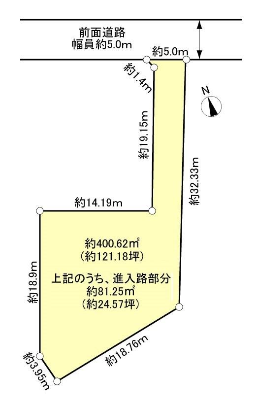 浜松市浜北区東美薗 間取り図