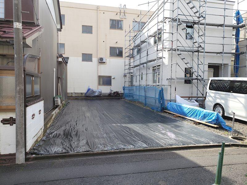 福井市加茂河原2丁目 現地写真
